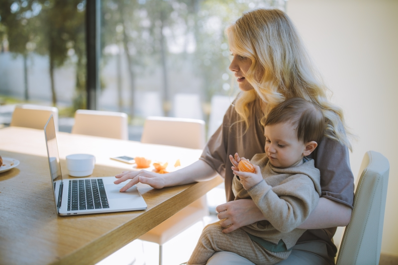 how to find a job after being a stay-at-home mom